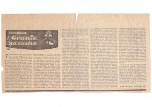 Bogusław Schaeffer,  Życie Literackie, 17.08.1975